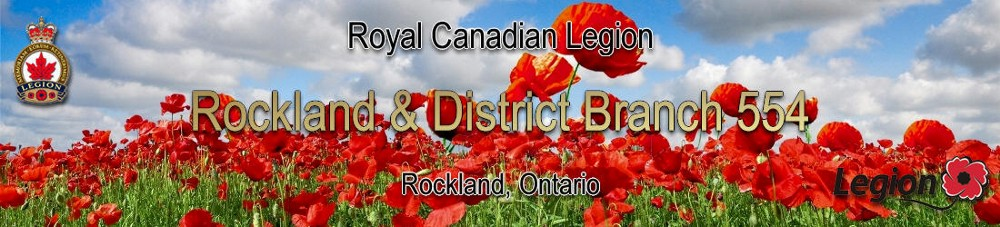 Image result for Royal Canadian Legion Branch 554